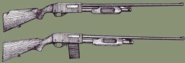 охотнечие оружие тактика бекас